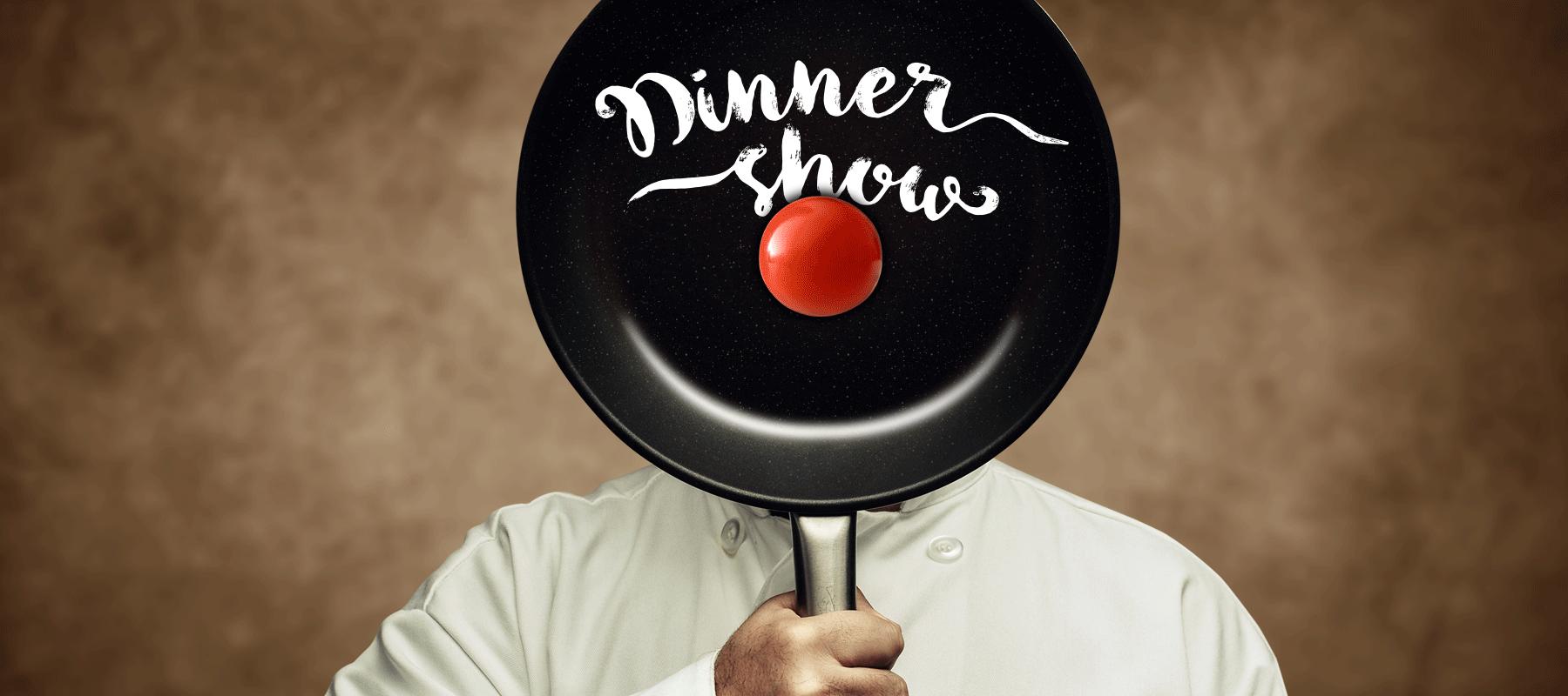 8caecc56a8d5 Próximos eventos   Dinner Show: Gran Circo Stopim   Cia dos Palhaços