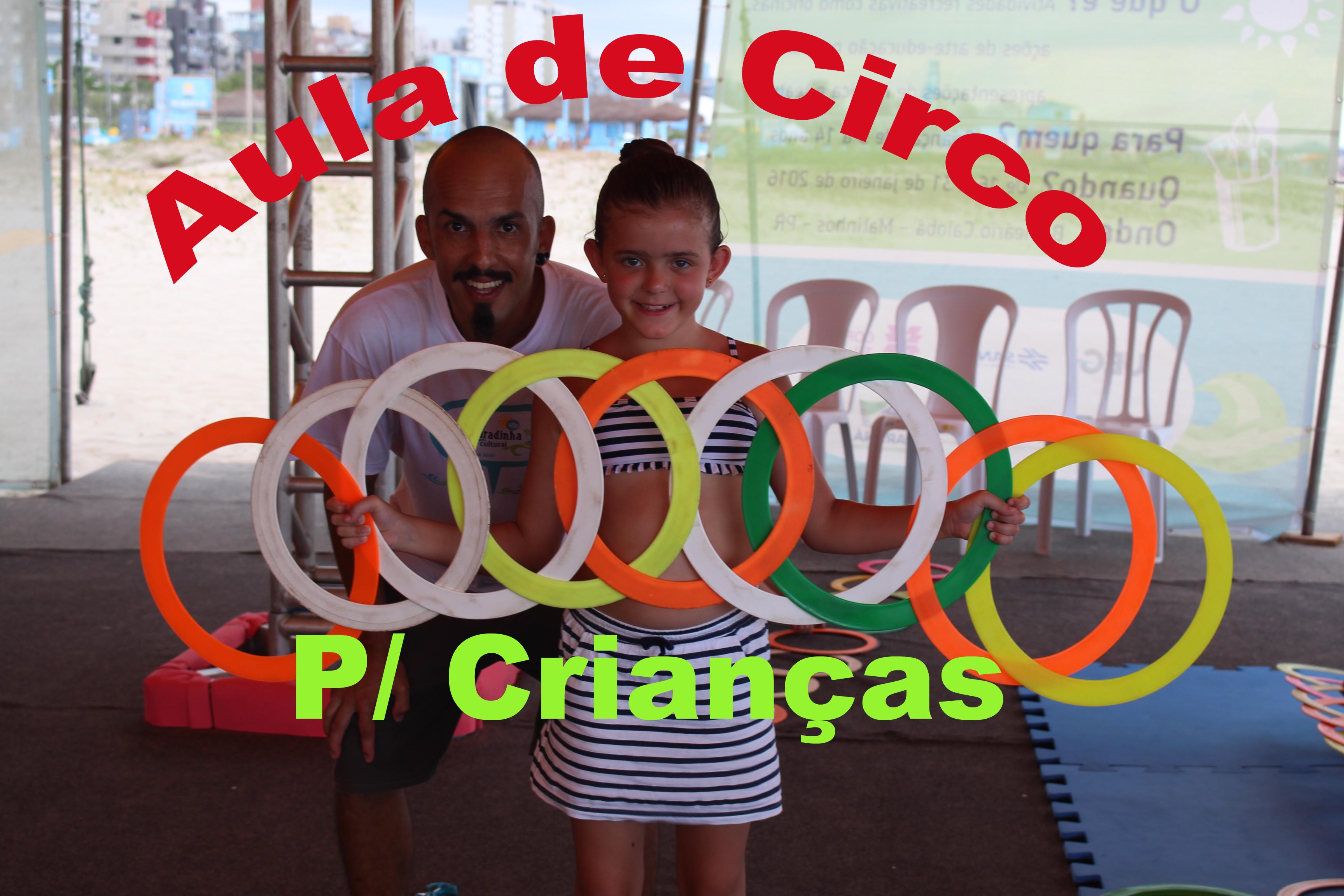 Aula de Circo
